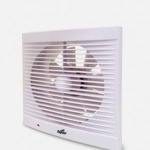"""Top Air Window Glass Slim Exhaust Fan 6"""""""